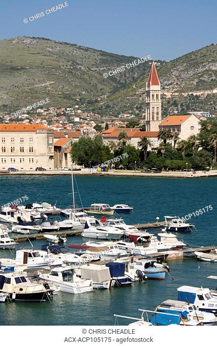 Old Venetian city of Trogir, Croatia