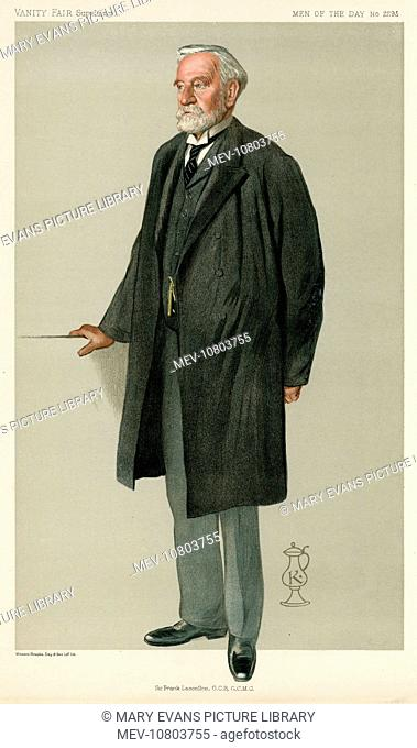 Sir Frank Cavendish Lascelles (1841 – 1920), British diplomat. He served as Ambassador to both Russia and Germany