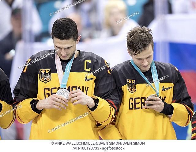 Marcel GOC (links) (GER) with der Silbermedaille, .rechts xxxx.2. Platz, Silber, Silbermedaille, Silbermedaillengewinner