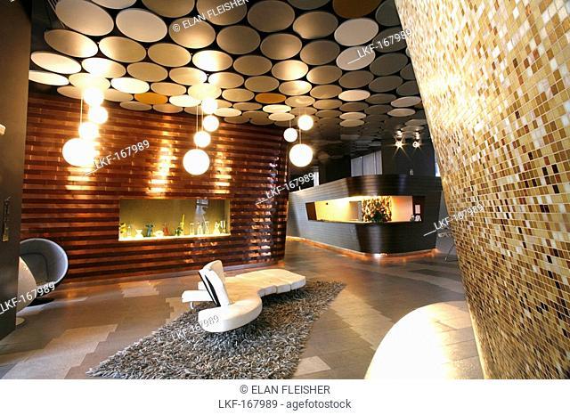 Hotel Diagonal, Poble Nou, Barcelona, Catalonia, Spain
