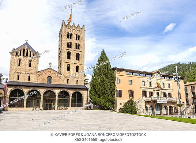 Monastery of Santa Maria de Ripoll, Ripoll, Girona, Spain