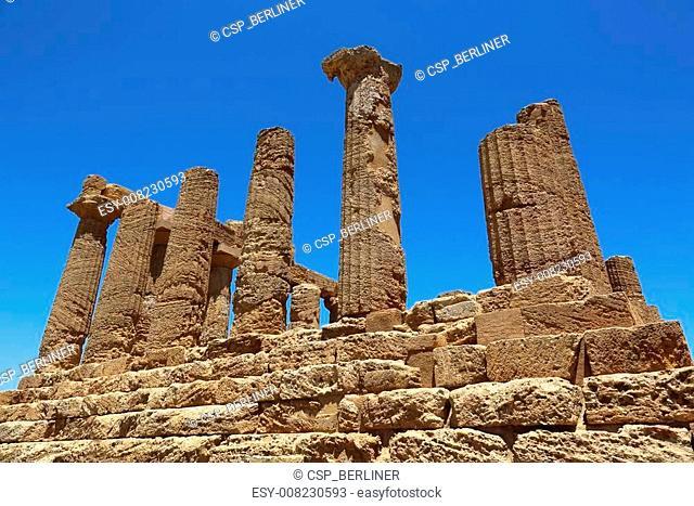 Temple of Juno Lacinia Agrigento