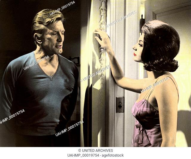Der schnellste Weg zum Jenseits, (A LOVELY WAY TO DIE) USA 1968, Regie: David Lowell Rich, KIRK DOUGLAS, SYLVA KOSCINA, Key: ccc