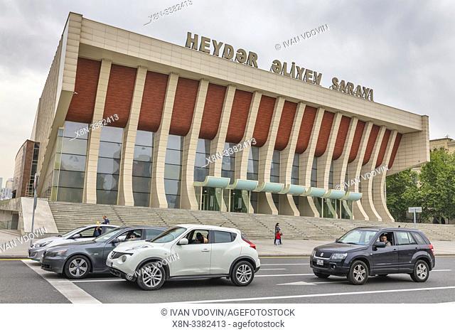 Heydar Aliyev Palace, Baku Palace, Concert hall, Baku, Azerbaijan