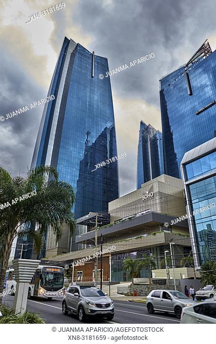 Soho Mall, Panama City, Republic of Panama, Central America, America