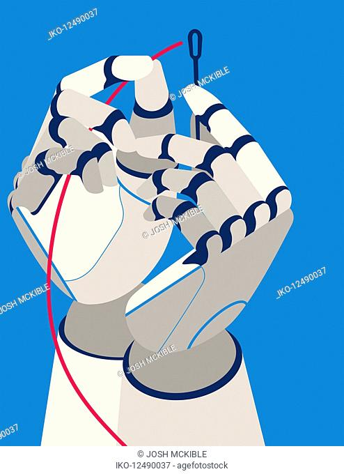 Robot arm Stock Photos and Images | age fotostock