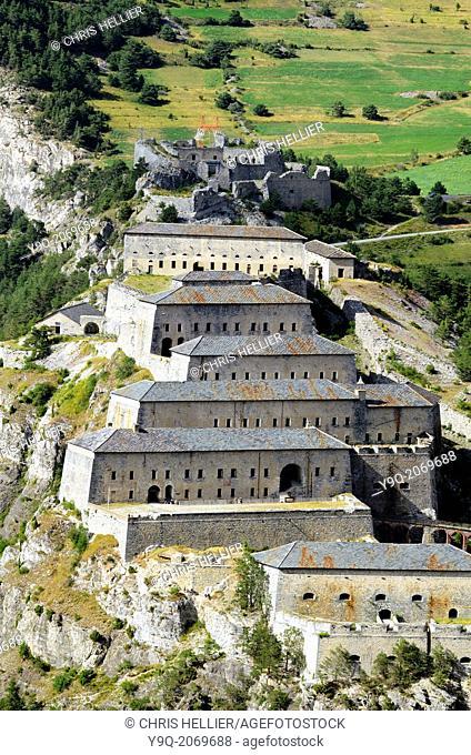 Fort Victor-Emmanuel & Esseillon Forts Aussois Maurienne Savoie France