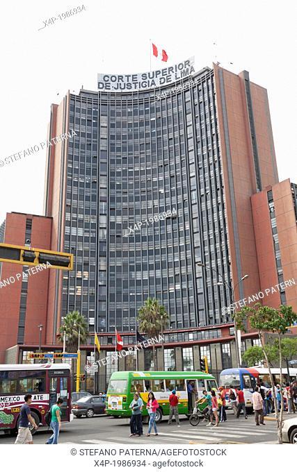 Corte Superior de Justicia de Lima, Lima, Peru