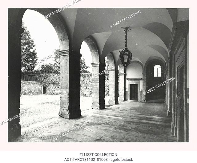 Umbria, Terni, Acquasparta, Palazzo Cesi