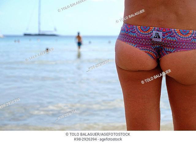 Sa Caleta, Es Bol Nou, Ibiza, Balearic Islands, Spain