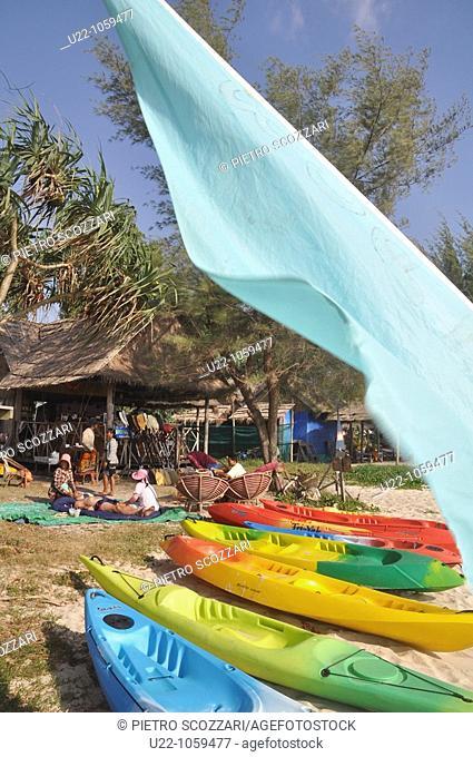 Sihanoukville (Cambodia): Otras Beach