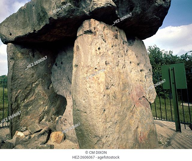Kit's Coty neolithic monument, 40th century BC