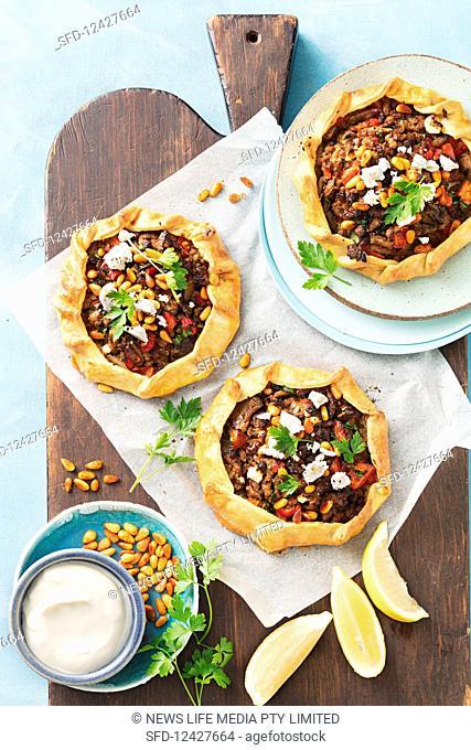 Turkish Pies