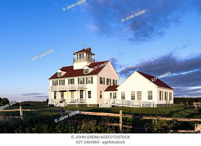 Coast Guard Station, Eastham, Cape Cod, Massachusetts, USA