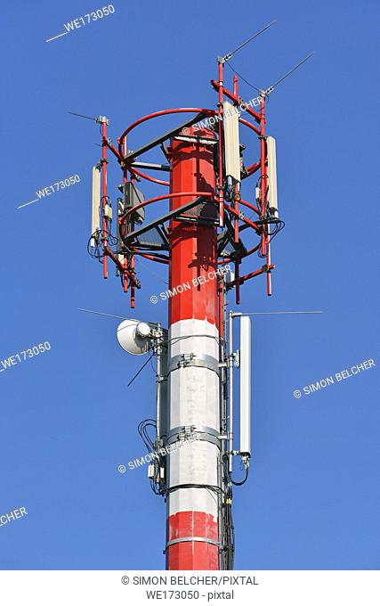 Mobile Phone Mast, Communications Tower