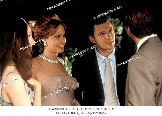 Playing by Heart  Year: 1998 USA Ryan Phillippe, Angelina Jolie  Director: Willard Carroll. It is forbidden to reproduce the photograph out of context of the...