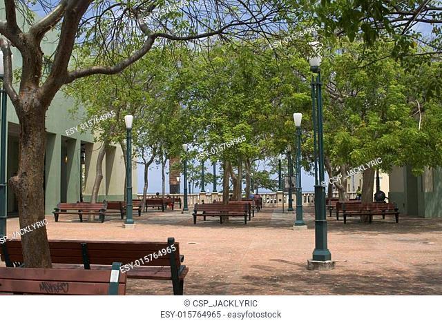 park old san juan