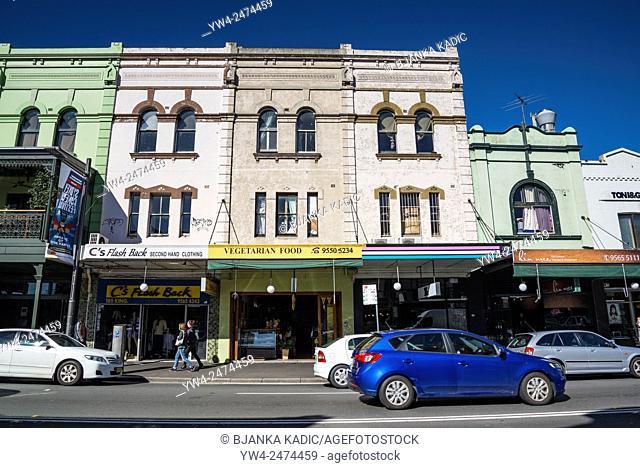 King Street, Newtown, Sydney, Australia
