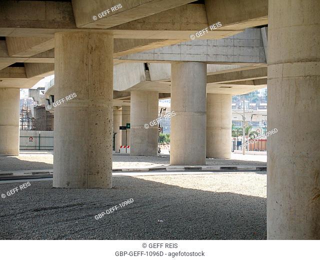 José Bonifácio C. Nogueira viaduct, São Paulo, Brazil