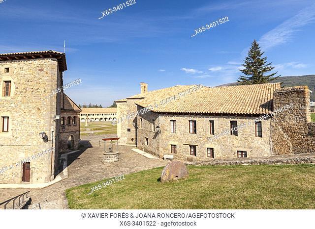 Ciudadela de Jaca, Jaca, Huesca, Spain