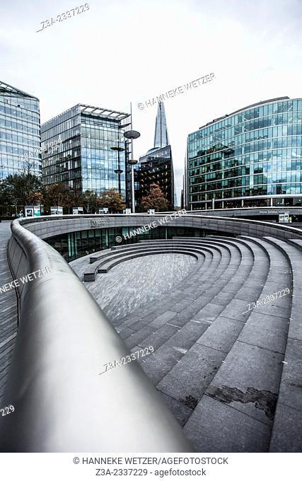The Scoop in London, UK