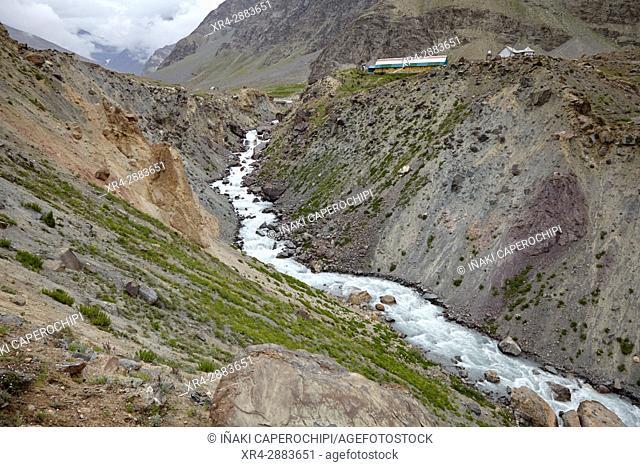Manali - Leh Highway, Himachal Pradesh, India