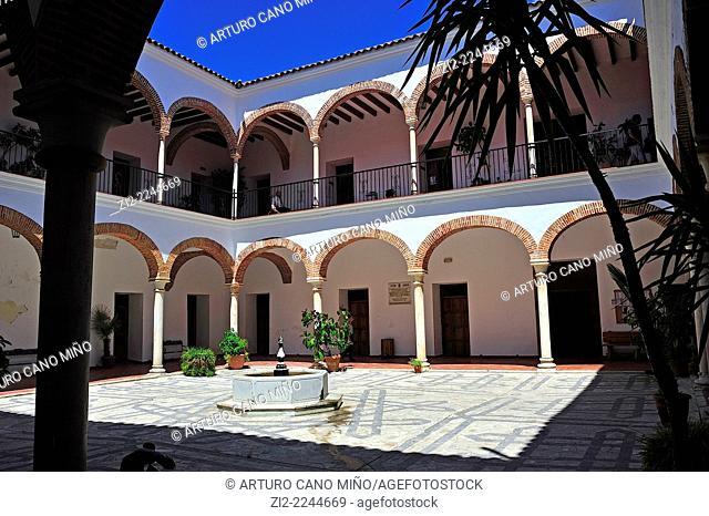 Town Hall, XVIth century. Zafra, Badajoz, Spain