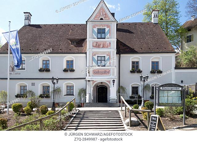 Exterior Klostergasthof Andechs, Bavaria, Germany