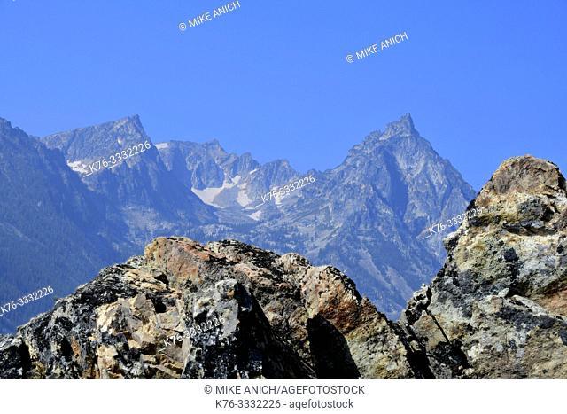 Trapper Peak, Bitterroot Mountains, Montana, United States