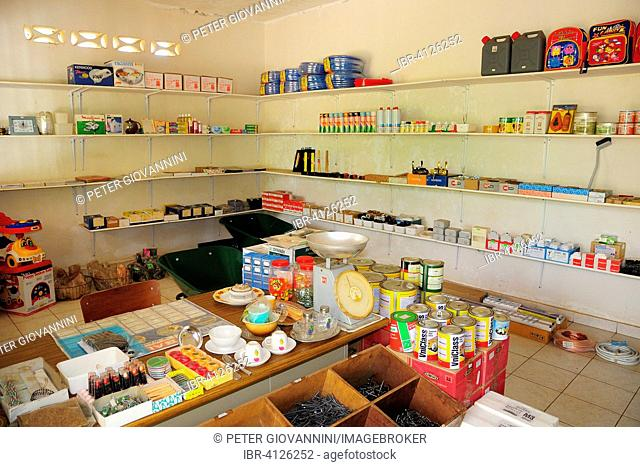 Supermarket, Kani-Kéli, Mayotte