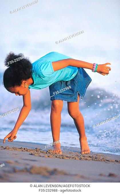 Girl in Malibu