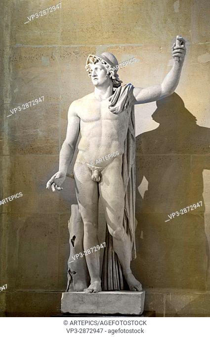 Alexander the Great - Louvre Museum Paris