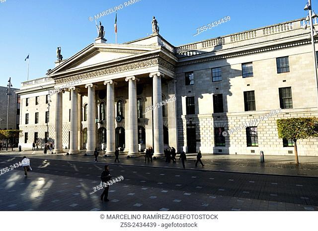 General Post Office, Dublin. Ireland