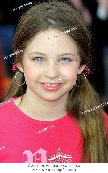Dr. Seuss's: The Cat in the Hat Premiere 11-8-03 Daveigh Chase Photo By Joe Martinez