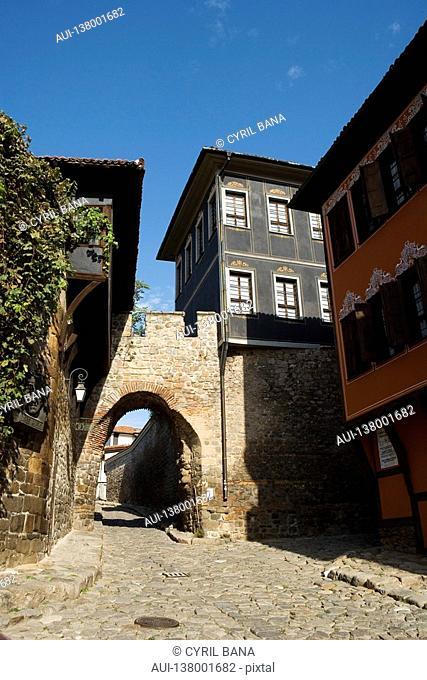 Bulgaria - North-West Region - Rhodope Mountains - Plovdiv - Old City