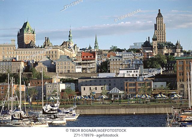 Quebec City. Canada
