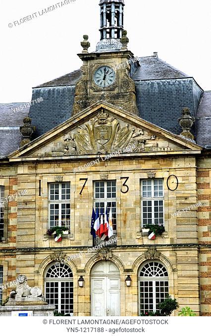 France, Champagne-Ardenne, Marne 51, Sainte Menehould - City Hall