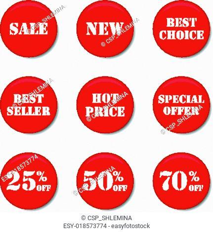 Sale ticons