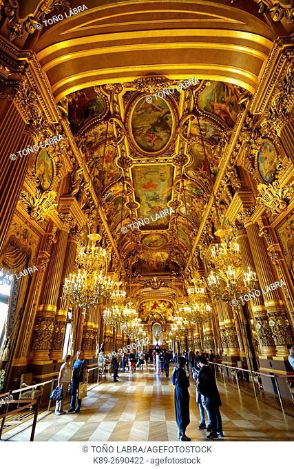 Paris Opera. France