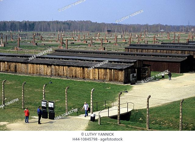 Poland, Auschwitz-Birkenau, Oswiecim, Attraction, Camp, Camps, Concentration, dead, Destination, European, Sightseeing