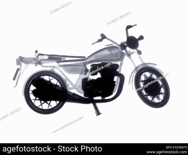 Motorcycle, X-ray