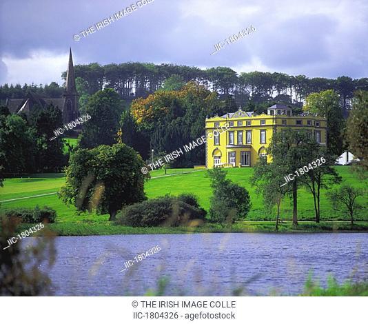 Hope Castle & Lough Muckno, Castleblaney, Co Monaghan, Ireland