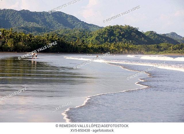 Costa Rica Nicoya Peninsula Tambor beach