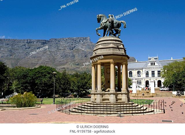 Brotherhood Monument, Cape Town, South Africa