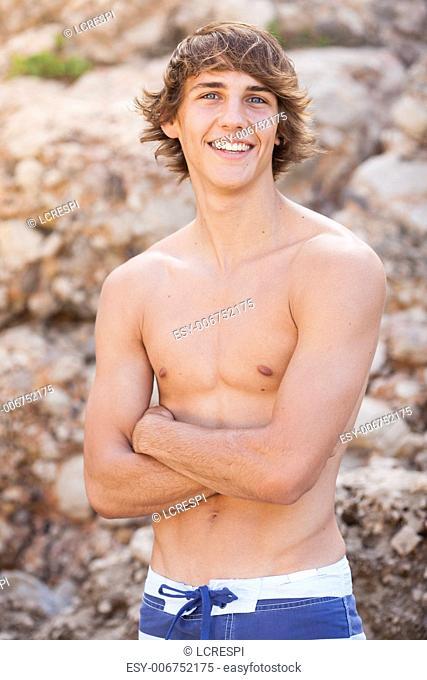 Beach boy nude Beach Boy