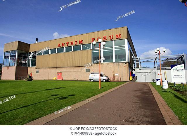 Antrim Forum Leisure Centre County Antrim Northern Ireland
