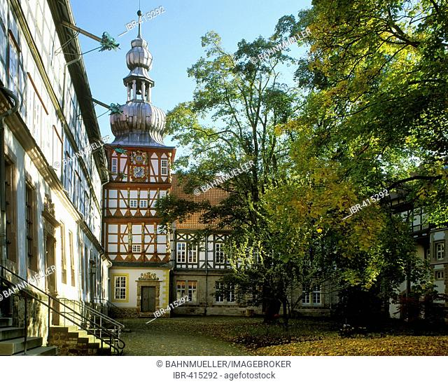 Herzberg Harz Lower Saxony Germany castle of the House of Welf House of Guelph