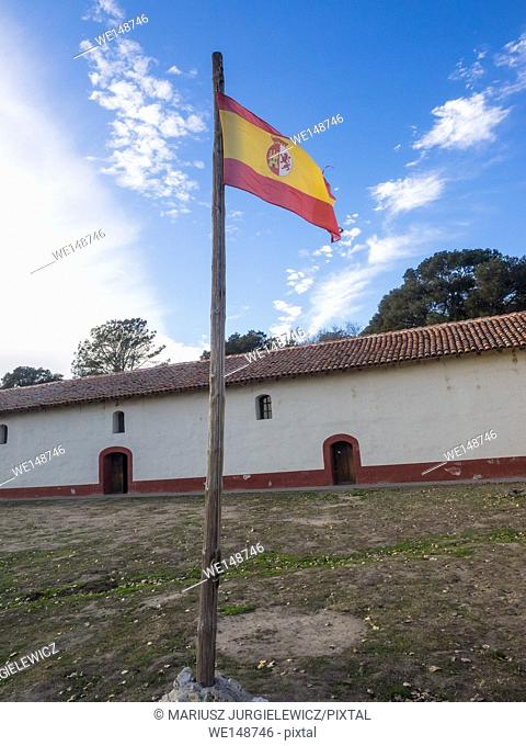 Mission La Purisima Concepcion is a Spanish mission in Lompoc, California