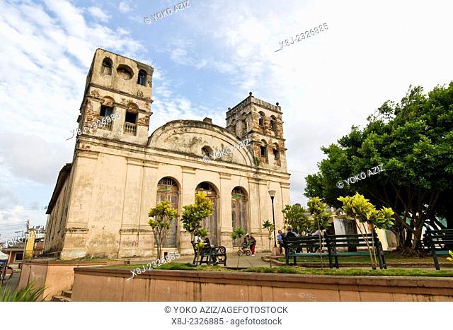 cuba, baracoa church