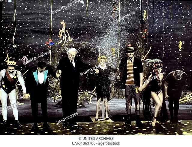 Der Schraege Otto, 1950er, Film, Paul Hoerbiger, Revue, Schräge Otto, Der, Der Schraege Otto, 1950er, Film, Paul Hoerbiger, Revue, Schräge Otto, Der, ?
